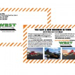 West Contracting Mailer